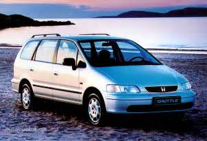 Honda Shuttle Honda Shuttle 1998 1999 2000 2001 Autoevolution