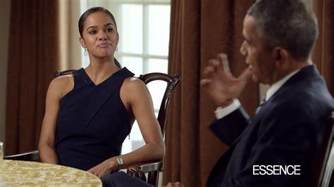 misty copeland talks wedding plans body image and workout president barack obama and misty copeland talk race in