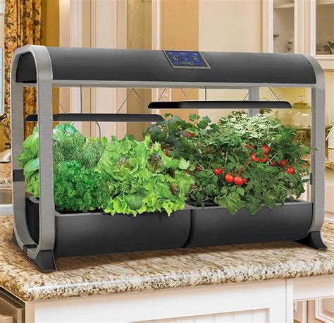 aerogarden farm germination equipment  images