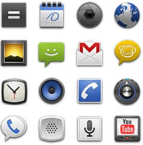 android app icon template icon templates for iphone android and blackberry domy