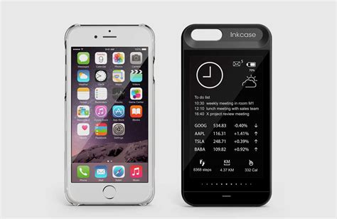 Iphone Second Iphone Adds E Ink To Its Backside Cult Of Mac