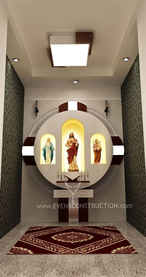 prayer room design prayer room design kerala christian homes studio