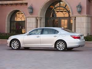 Lexus 460 Review 2011 Lexus Ls 460 Price Photos Reviews Features