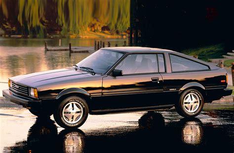 1983 Toyota Corolla Sr5 Hatchback 1980 1983 Toyota Corolla Sr5 Hatchback Classic Cars