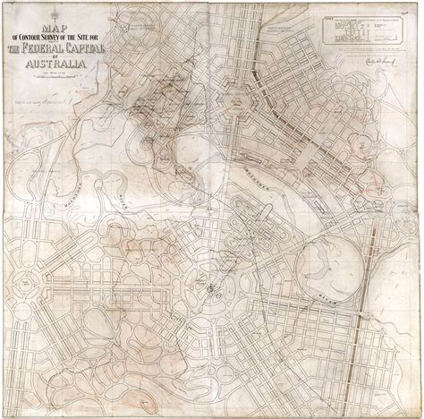 design competition canberra 1911 walter burley griffin s design for australia s