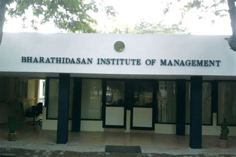 Bharathidasan Mba Fees by Bharathidasan Institute Of Management Bim Thiruchirapalli