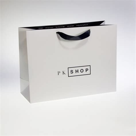 Pop Interior Design by Paper Shopping Bags Gouda Inc