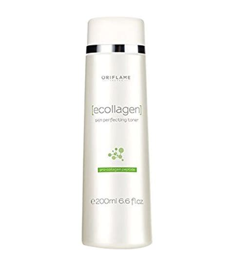 Collagen Oriflame oriflame ecollagen skin perfecting toner 200 ml available at snapdeal for rs 850