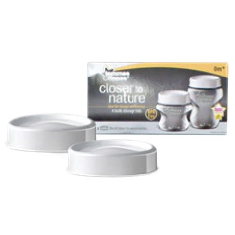 Tommee Tippee Milk Storage Lids tommee tippee closer to nature milk storage lids pack of 2 baby needs store malaysia