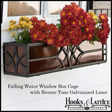 wrought iron window box cages wrought iron window boxes iron flower boxes metal window