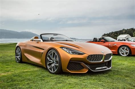 bmw concept bmw concept z4 first look motor trend