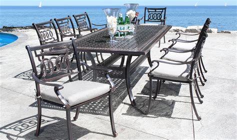 patio furniture burlington ontario cast aluminum furniture ontario