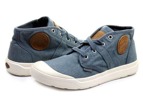 palladium sneakers palladium shoes pallarue mid lc 03703 499 m