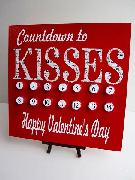countdown to valentines day valentines day countdown infarrantly creative