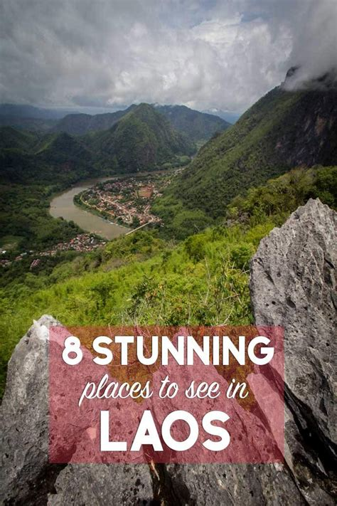 stunning places    laos