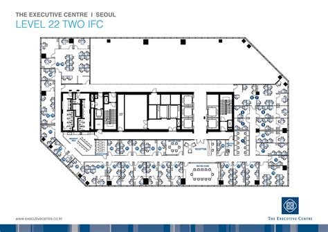 Ifc Mall Floor Plan | the executive centre two ifc seoul serviced offices