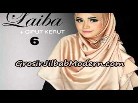 Akasia Lipit Original Flow jilbab instan flow idea