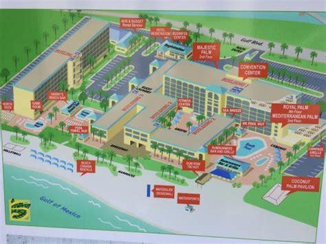 sirata resort map laundry area picture of sirata resort st