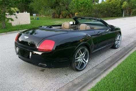 chrysler sebring bentley chrysler sebring bentley continental supersports replica