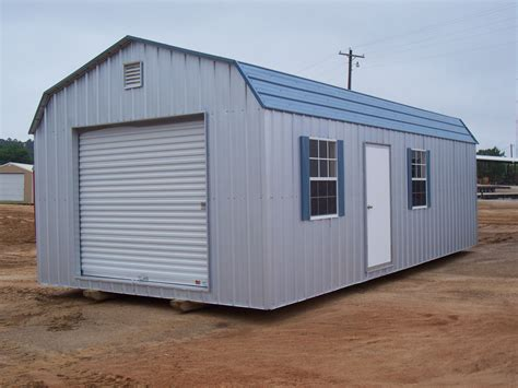 General Shelters Portable Storage Buildings