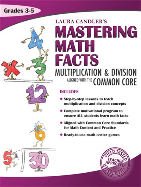math facts for minecrafters multiplication and division books about the book candler s mastering math facts