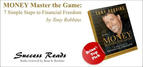 Money Master The money master the by tony robbins review