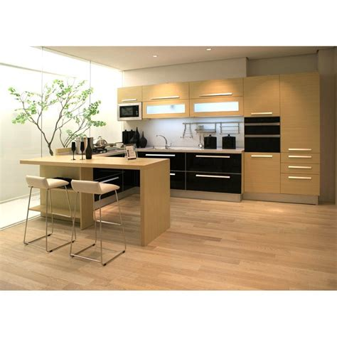 Modern Kitchen Cabinets Wholesale China Guangzhou Foshan Fatory Low Price Wholesale Modern Kitchen Cabinets Mdf Mfc Flat Pack