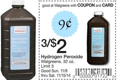 can you use hydrogen peroxide on dogs hydrogen peroxide 9 162 at walgreens