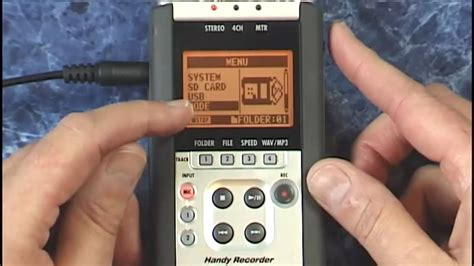 video tutorial zoom h4n zoom h4n tutorial review 4 channel recording with 2 stereo
