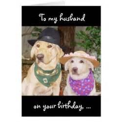 funny husband birthday greeting card zazzle