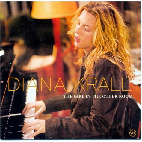 other room diana krall the in the other room cd for sale on groovecollector