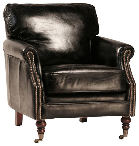 traditional armchairs sale design mix furniture aged leather club chair with brass