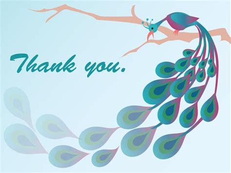 thank you cards template 6 thank you card templates word excel pdf templates