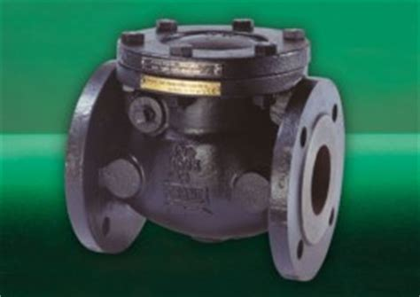 crane swing check valve fm492 swing check valve by crane fluid systems