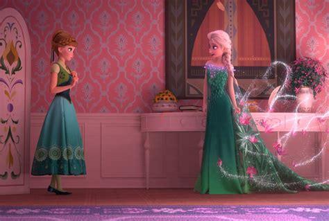 film frozen new frozen fever disney unveils 1st look at new short film