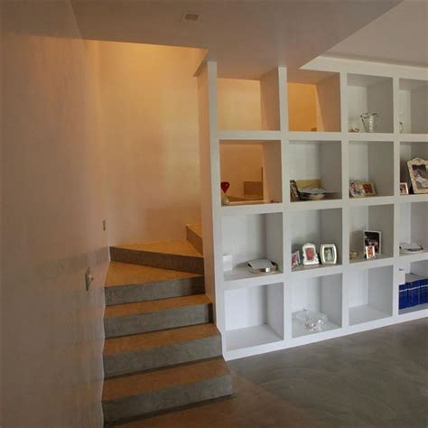 libreria in cartongesso fai da te libreria fai da te casa fai da te