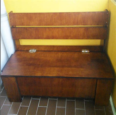 storage bench diy plans diy wood storage bench image mag