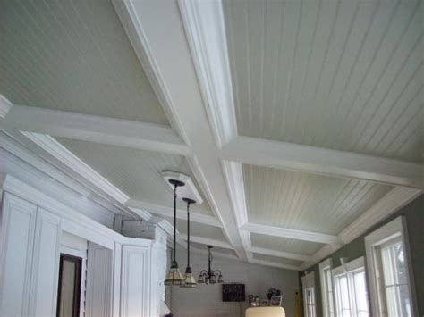 Outdoor Beadboard Ceiling Panels by Beadboard Ceiling Panels Interior Exterior Homie Best