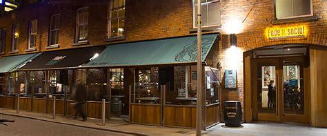 best restaurant in dublin fadestreet restaurant fadestreet restaurant dublin