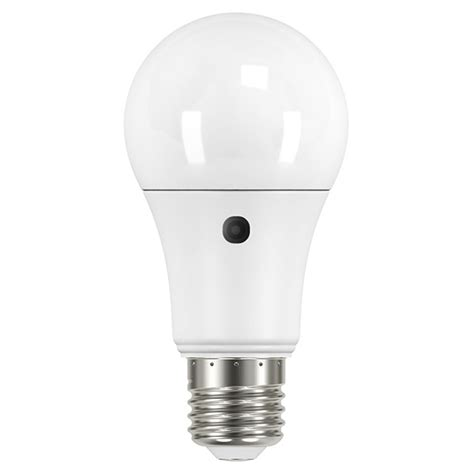 led light bulb with dusk to sensor branded low energy cfl dusk to sensor photocell light