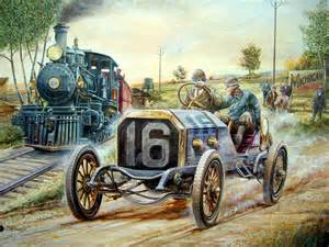 painting racing vintage racing cars on canvas xcitefun net