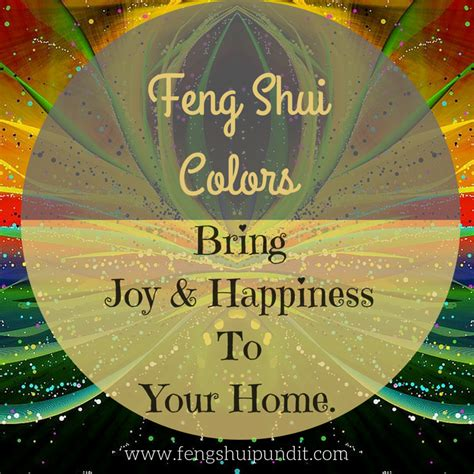 feng shui color feng shui colors guide for 8 directions 5 elements