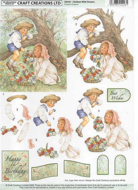 Modern Decoupage Paper - the 277 best images about 3d decoupage on