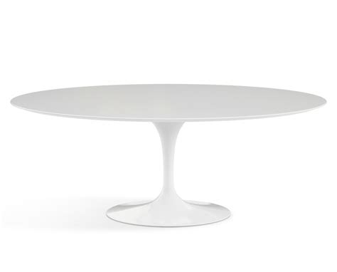 Saarinen Dining Table Oval Knoll Saarinen Oval Dining Table Gr Shop Canada