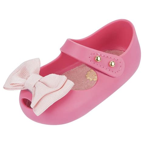 my mini pink shoe