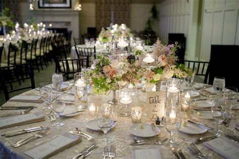 elegant table settings how to book your wedding reception fashion note me