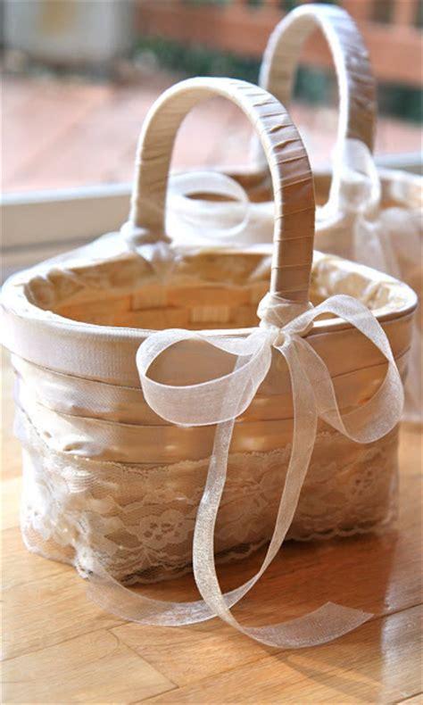 Handmade Flower Baskets - vita nostra handmade flower baskets and other