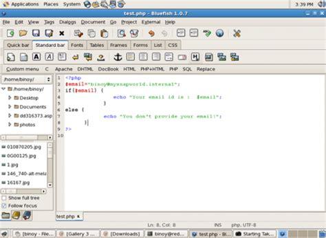 bluefish editor design view 10个免费的php编辑器 开发工具 open资讯