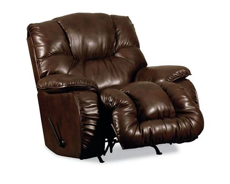 lane comfort king rocker recliner bulldog comfortking r rocker recliner 8470 recliners