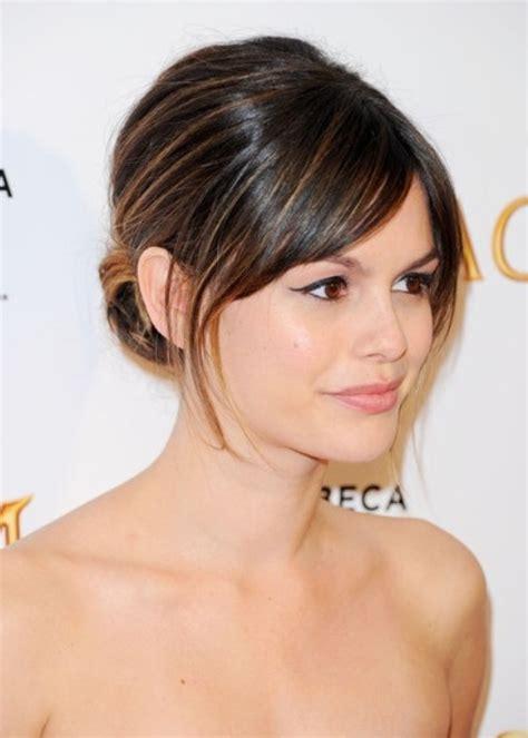 50 Best Updos For Medium Hair   herinterest.com